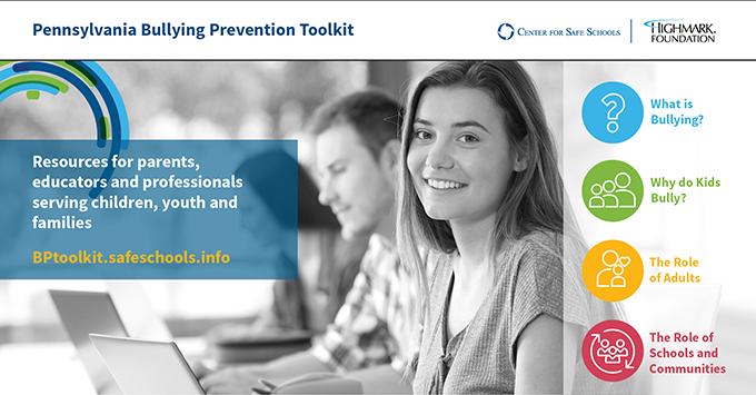 pennsylvania bullying prevention toolkit