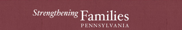 Strengthening Families Pennsylvania